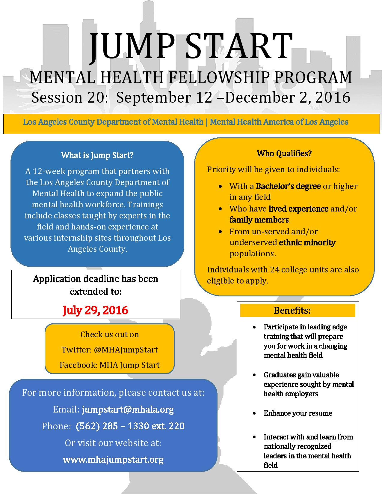 Mental Health America Long Beach Ca