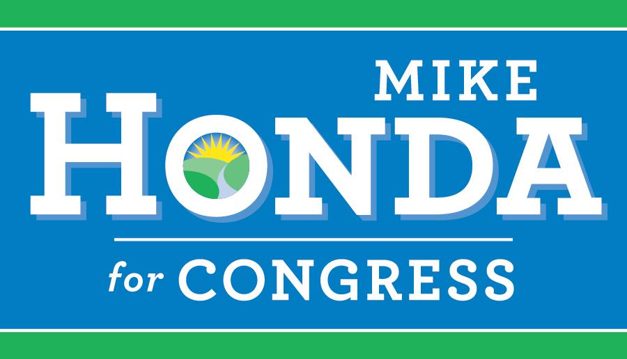 Lovely Mike Honda For Congress