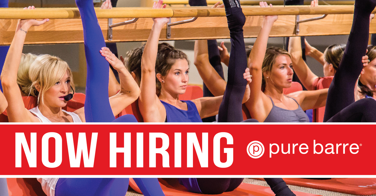 Pure Barre Instructor In League City Tx United States