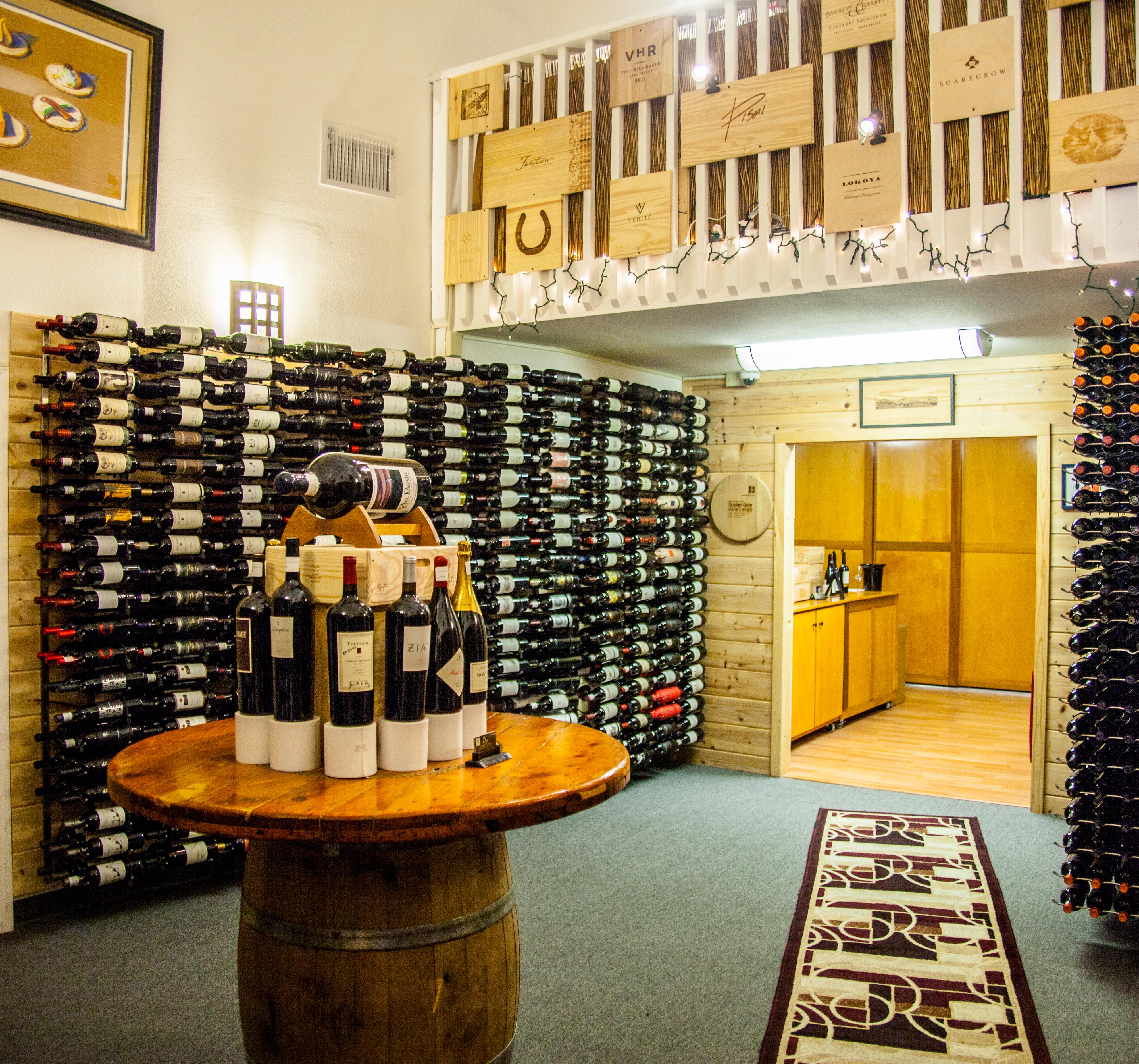 Warehouse Assistant Golden Gate Wine Cellars
