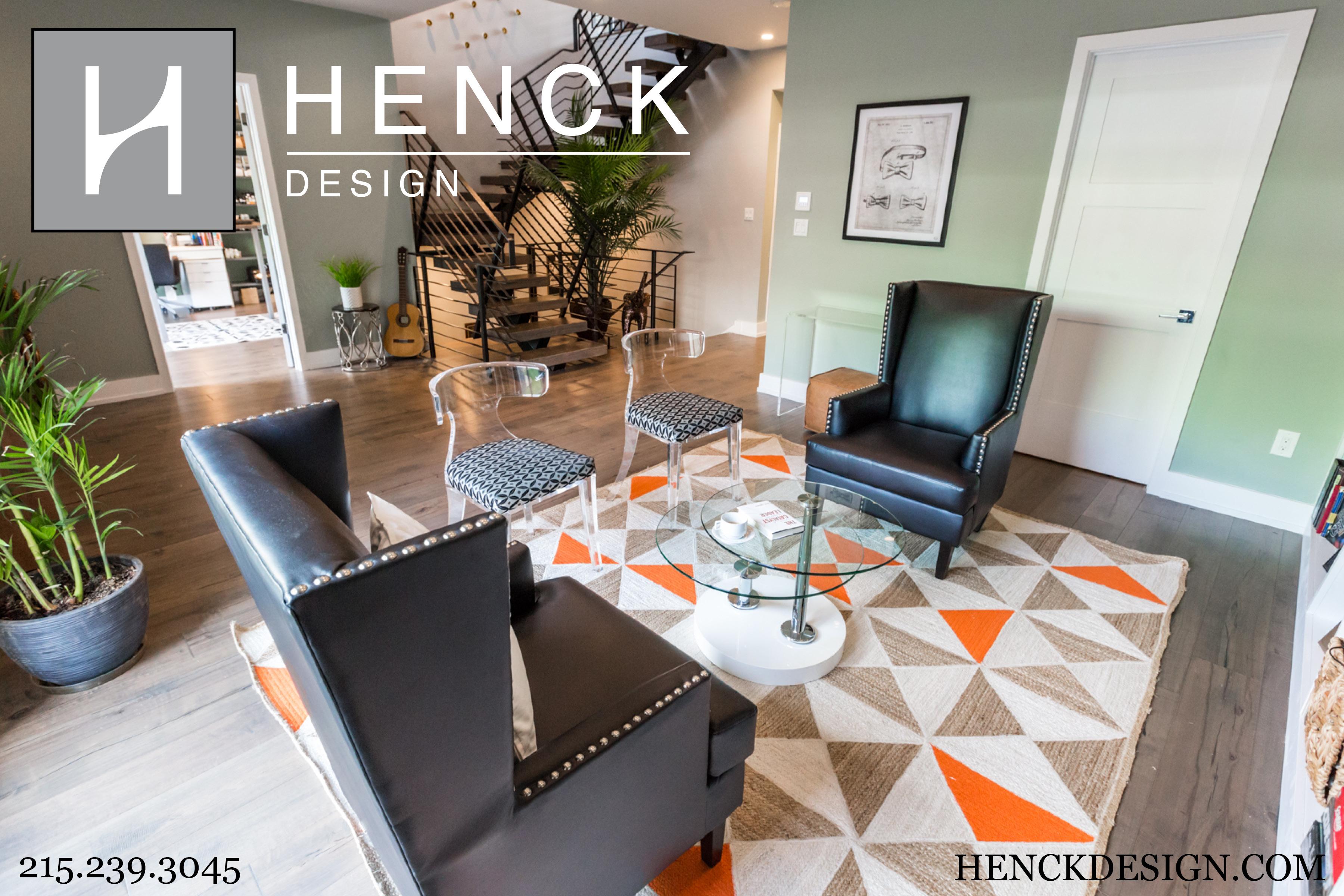 Interior Design Internship Henck LLC