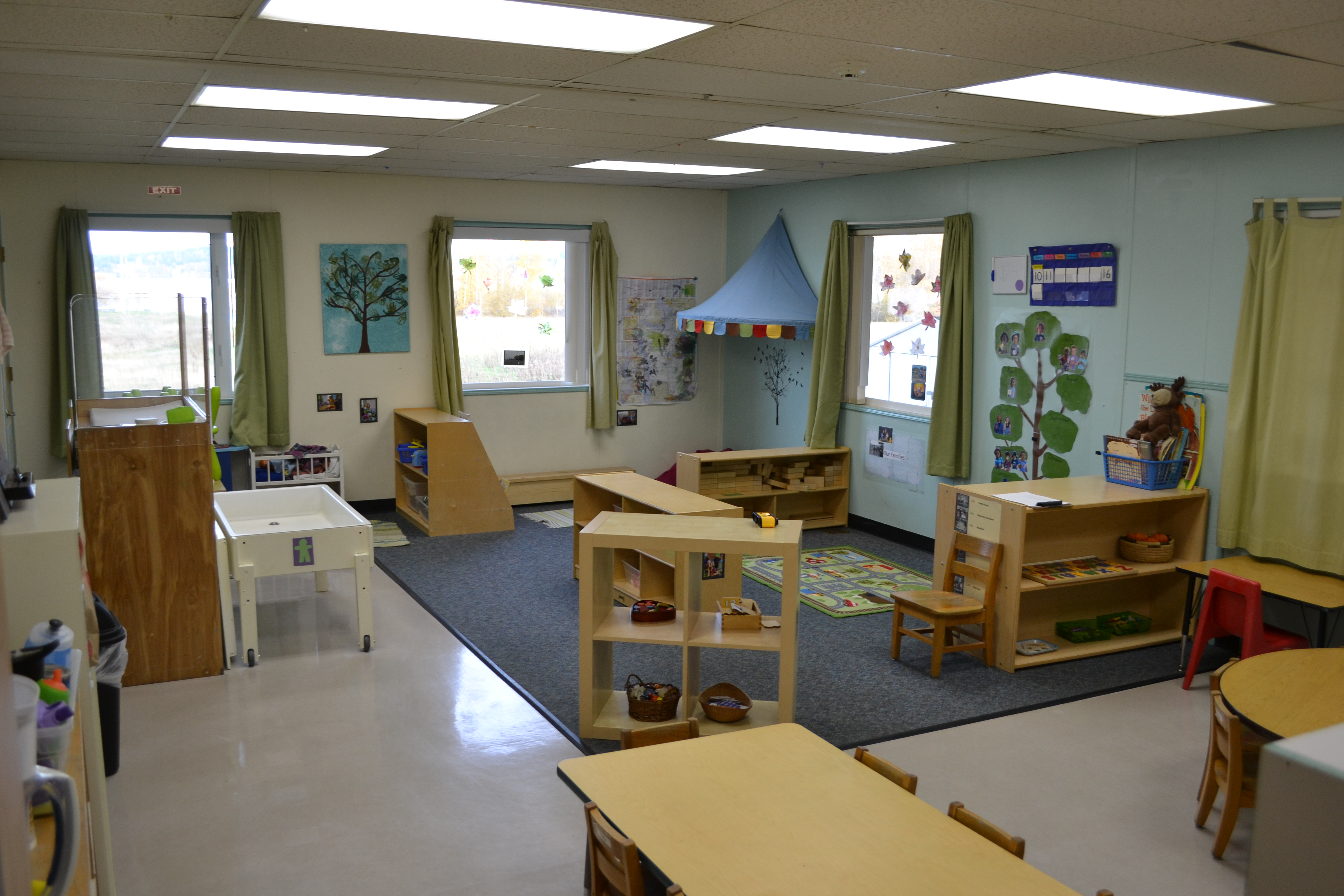 Little Anchor Child Care Junior Interior Design Jobs Seattle