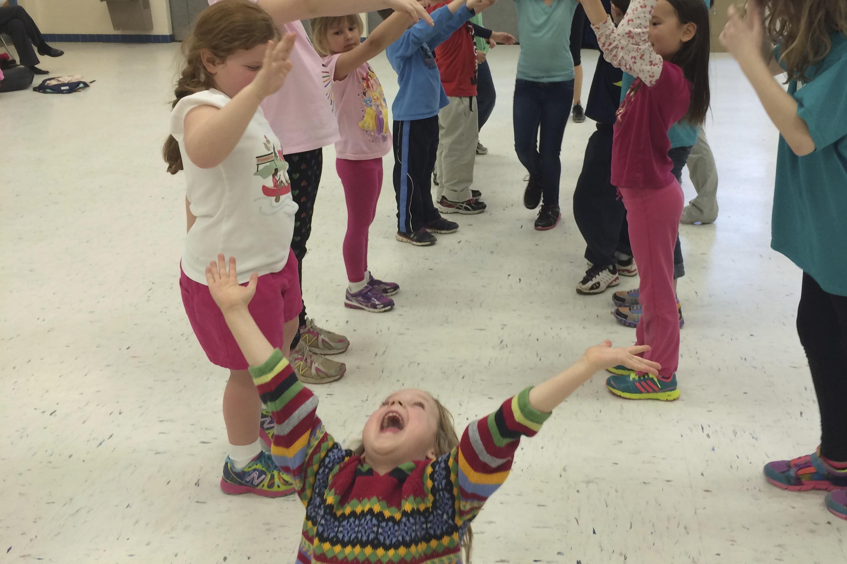kids dance fitness instructor  u0026 run club coaches in