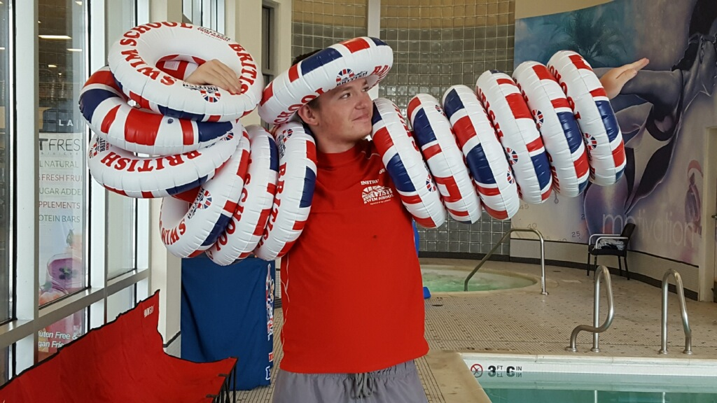 Swim Instructor In Du Page Township Il Usa Barefootstudentcom