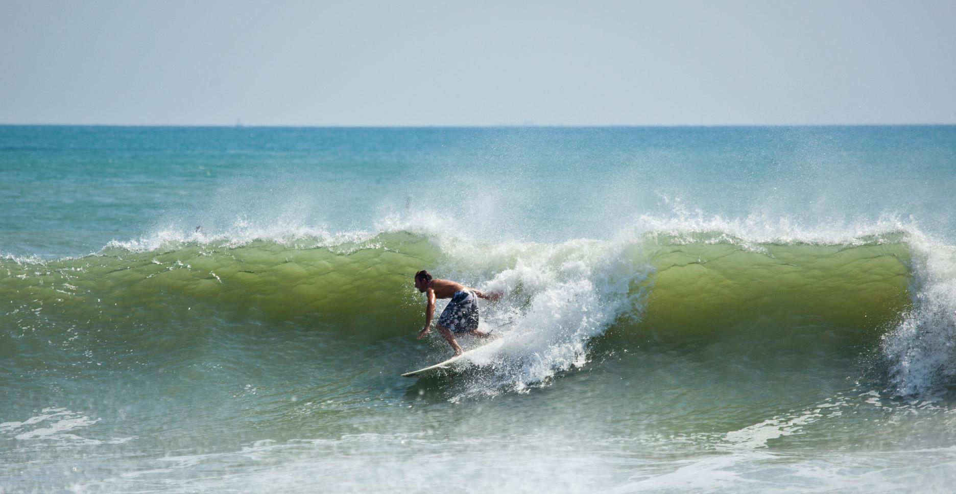 Florida Surf Lessons