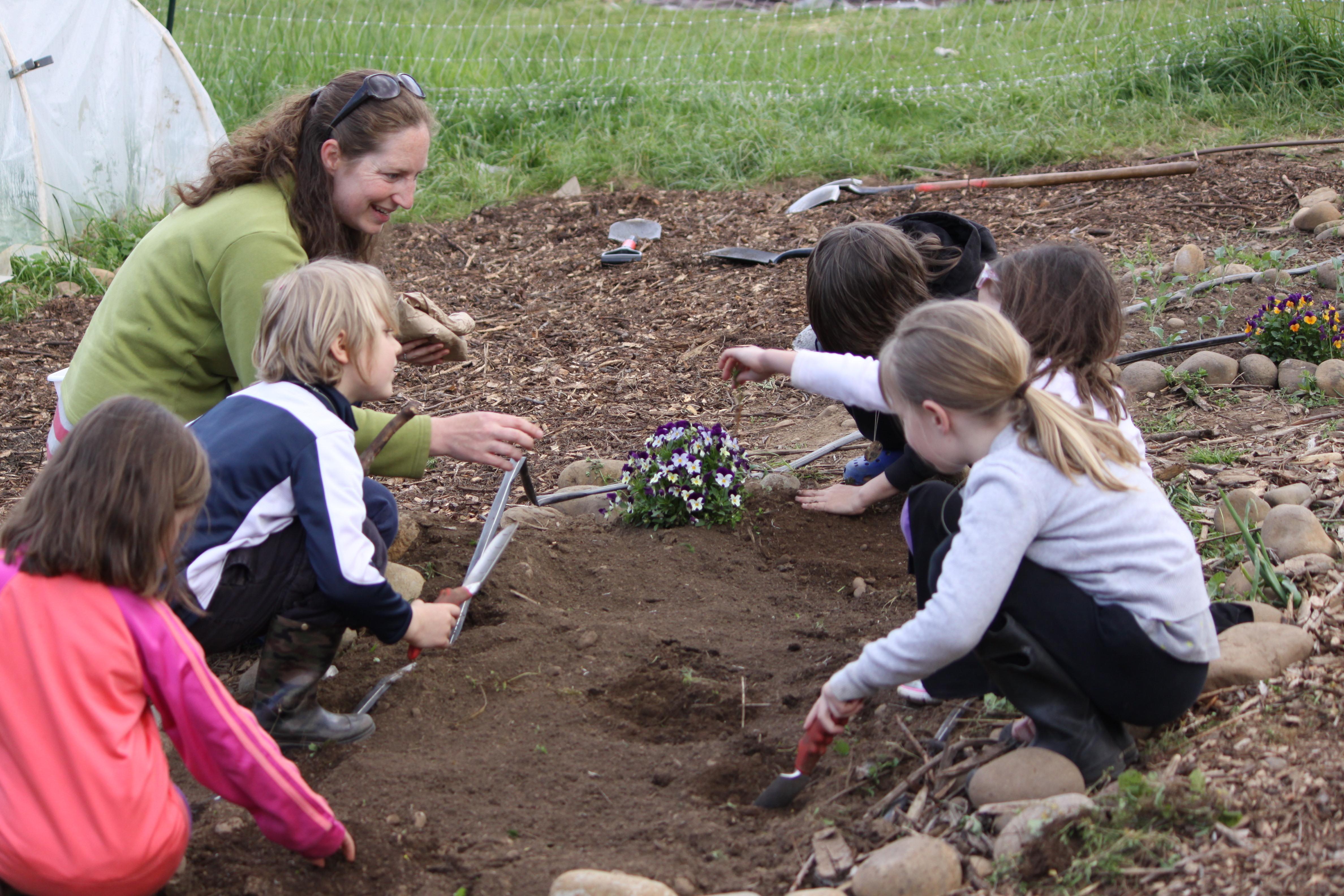 Summer Camp & Children's Gardens Intern or Volunteer ...