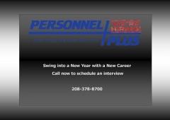 Personnel Plus, Inc.