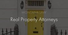 Montana Law