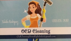 OCD Cleaning