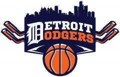 Detroit Dodgers Professional Women's Basketball