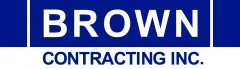 Brown Contracting Inc.