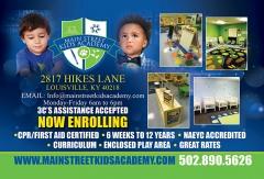 Main Street Kids Academy