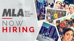 MLA Move Language Ahead