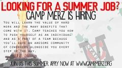 Camp Merz, BSA