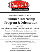 Chef Tech Cooking School