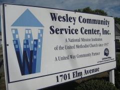 Wesley Community Service Center