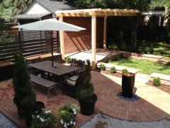 B.Gardening Landscape Design