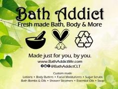 Bath Addict Me