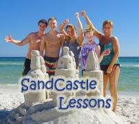 Beach Sand Sculpture