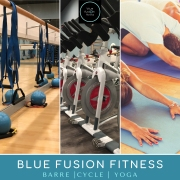 BLUE FUSION FITNESS