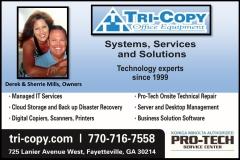 Tri-Copy Office Equipment, Inc.