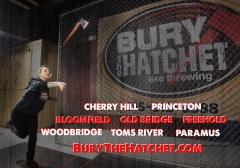 Bury The Hatchet