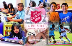 The Salvation Army LA Red Shield Youth & Community Center