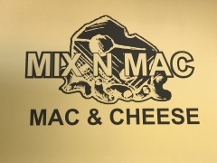 MIX N MAC -MAC & Cheese