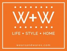 wears + wares