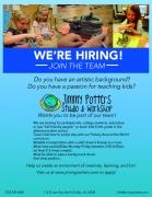 JIMMY POTTERS STUDIO & WORKSHOP