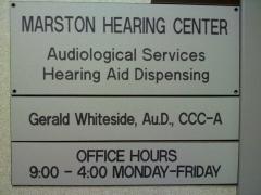 Marston Hearing Center, LLC