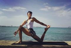 Yoga instructor & wellness coach