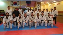 US Taekwondo college