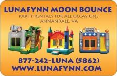 LunaFynn Moon Bounce