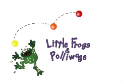 Little Frogs and Polliwogs