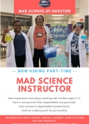 Mad Science of Houston