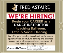 Fred Astaire Dance Studio- Oceanside