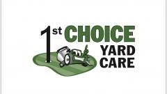 1st Choice Yard Care