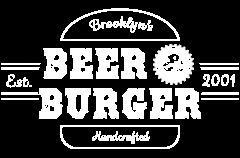 Brooklyn beer and Burgers