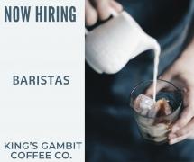 Kings Gambit Coffee Co.