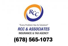 RCC & ASSOCIATES INC