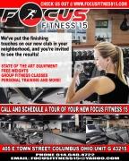 Focus Fitness 15