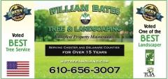 William Bates Tree & Landscaping