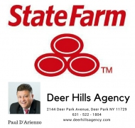 State Farm - Deer Hils Agency - Paul D'Arienzo Agent