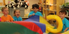 KID-FIT Preschool Health and Fitness Organization