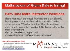 Mathnasium of Glenn Dale