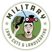 Military Lawn Cuts & Landscaping