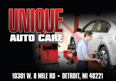 Unique Auto Care