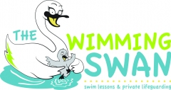 The Swimming Swan
