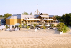 The Crescent Beach Club & Ocean Restaurant